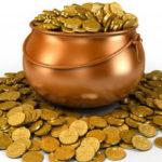 Ритуал на деньги «Денежный горшок»