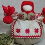 Славянская кукла-оберег «Травница»