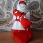 Кукла-оберег для беременности