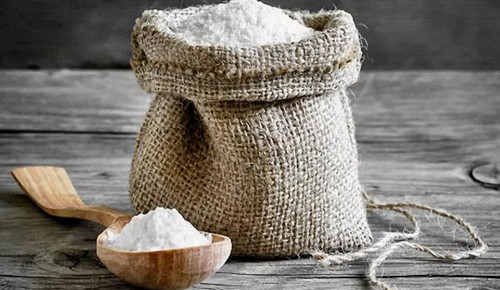 Мешочек с солью как оберег