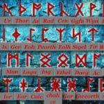 Нортумбрийские руны: значение символов