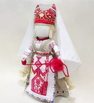 Кукла оберег Макошь