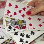 Гадание на развод на игральных картах