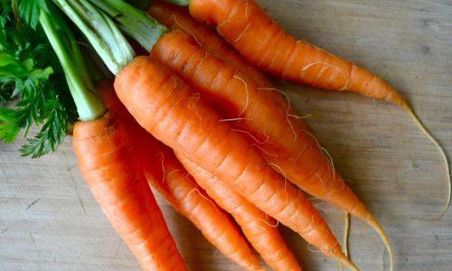 Заговор на морковь