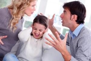 Разрушение семьи
