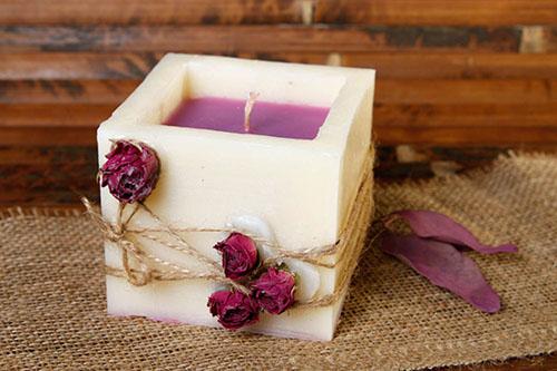 Квадратная форма свечей