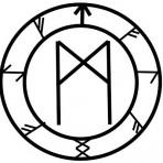 Рунический став «Богатый покровитель»